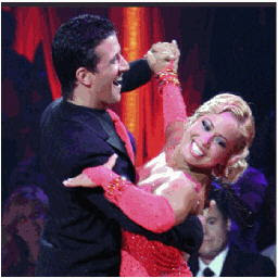 image of mark ballas and sabrina bryan