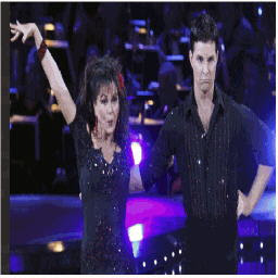 marie osmond and Jonathan roberts