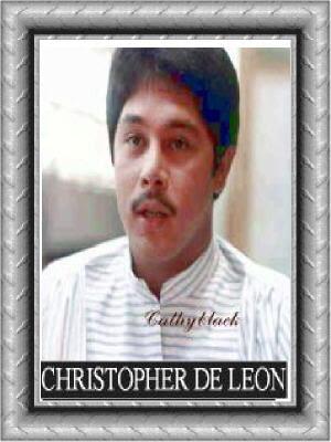 photo of Christopher de Leon