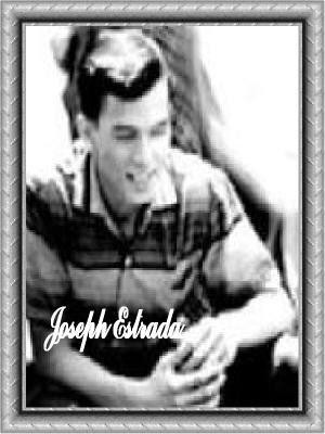 photo of joseph estrada