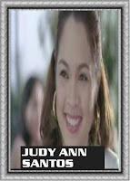 Judy Ann Santos