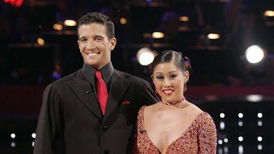 Kristi Yamaguchi and Mark Ballas