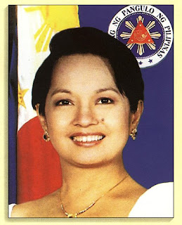 GLORIA MACAPAGAL- ARROYO