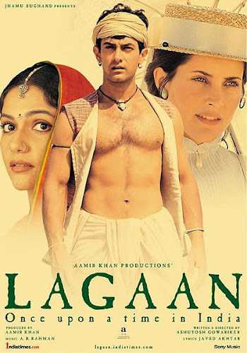 Lagaan (2001) Movie Poster
