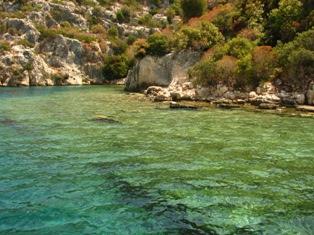 Kas, les beautés de la côte méditerranéenne turque 4
