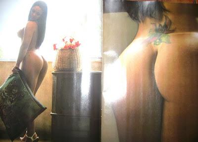 mulher melancia