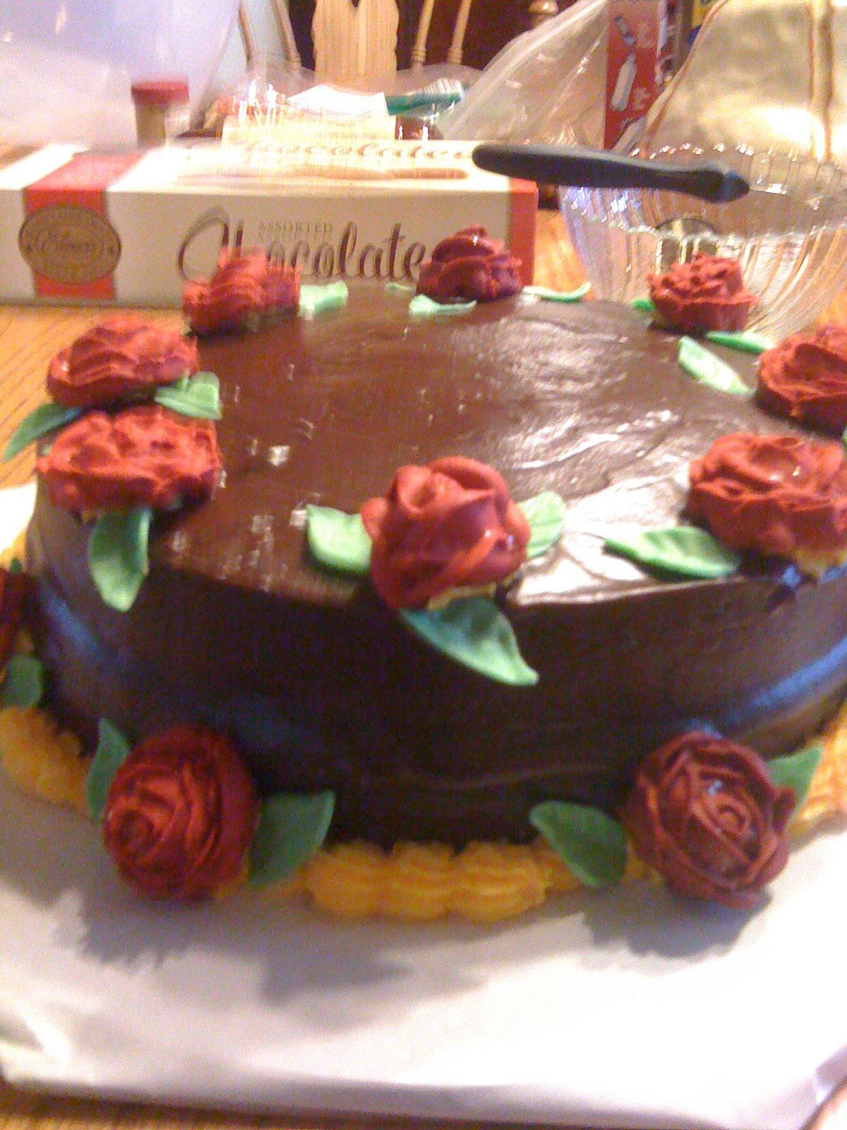 The Pharr Side   U0026quot Happy Birthday  Bobby U0026quot  Cake