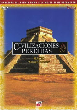 Civilizaciones perdidas: Mayas. Sangre de reyes