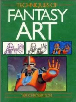 Técnicas del Arte Fantástico de Bruce Robertson
