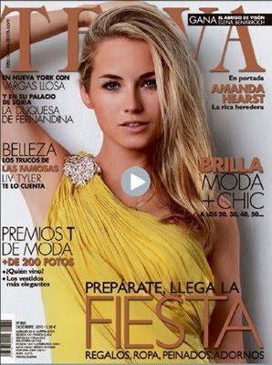 TELVA Magazine, Diciembre 2010