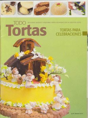 Todo Tortas, Tortas para Celebraciones
