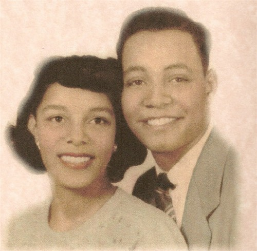 Robert Sr and Frances Washington