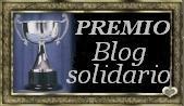 Premios a Blog Solidarios
