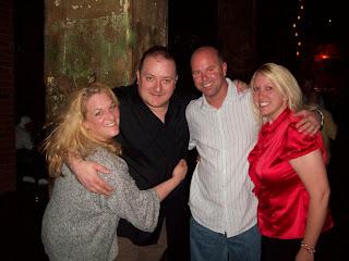 Jeff and Jenn: Mornings on Q102: Jenn, Toby, Scantman, and