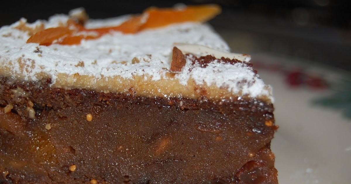 Chef Jeenas Food Recipes: Christmas / Xmas Cake Recipe