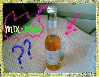 Minuman Mix Max