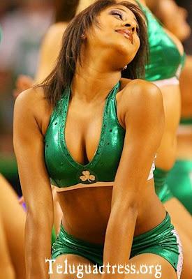 Sexy Cheerleaders Photos