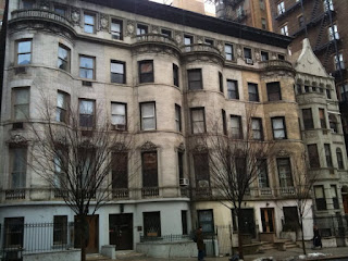 Loan on West 86th St. Townhouses on the Market