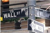 Wall Street Sneezes: Manhattan Catches Cold