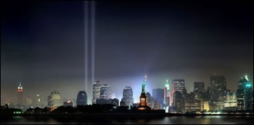 Tribute in Light - Remembering 9/11