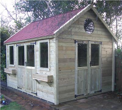 Shedworking Choosing A Shed Taylors Garden Buildings