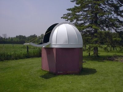 Astronomy Observatory Built Home - Pics about space