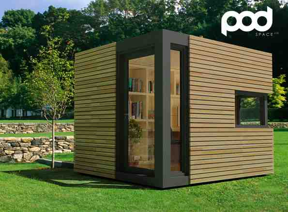 Shedworking Compact Micropod Launched By Pod Space