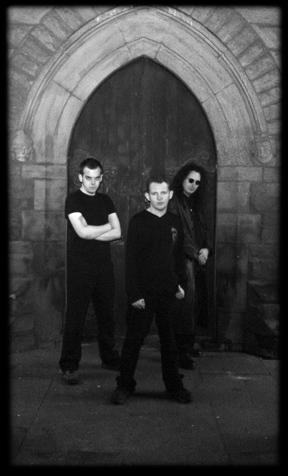 Lesbian Bed Death 2004 L-R Johnny Hell, Mr Peach, Magic Andy