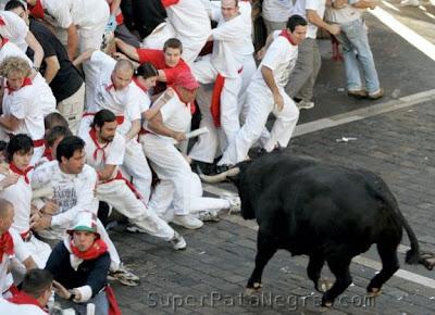 San Fermín 2007