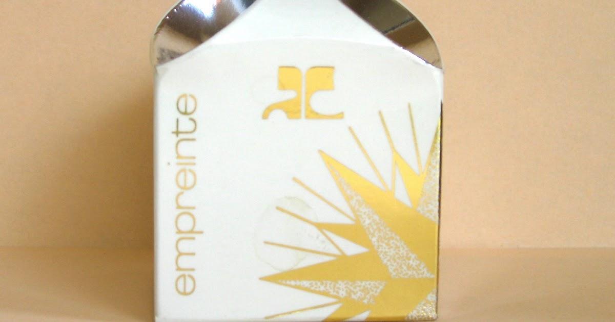 carnet d 39 emotions parfumees empreinte de courreges. Black Bedroom Furniture Sets. Home Design Ideas
