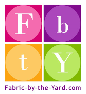Fabric by the Yard LOGO