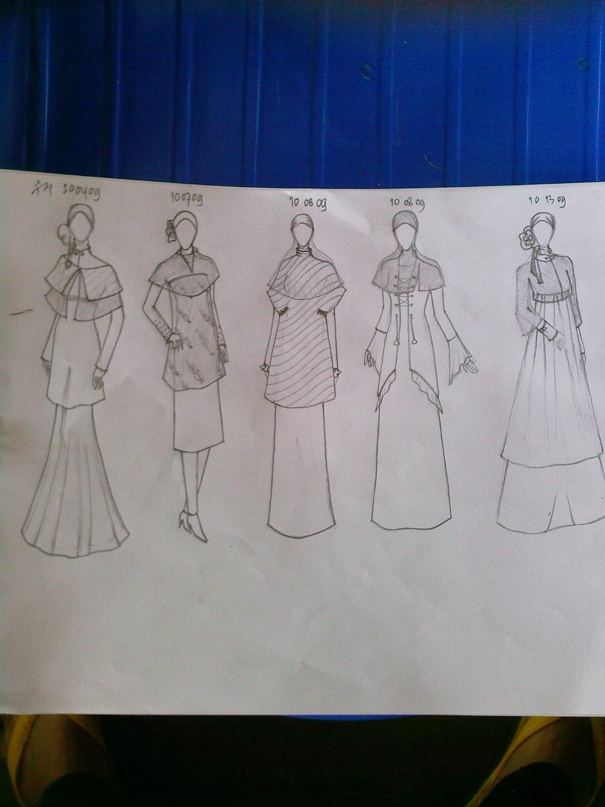 hijab-pashminaa: Design Baju Muslim Images