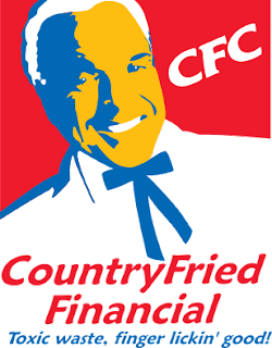 Footer menu