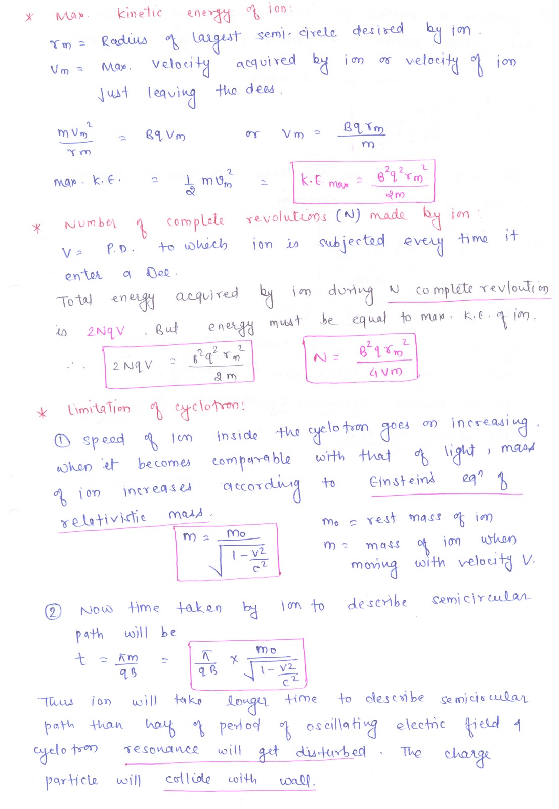 Physics Solution By Sujit Saxena Pgt Physics Five Marks Important Question And Answer Xii Physics