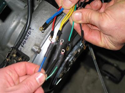 1967 Vespa SS180 (VSC): Wiring on vespa sprint, vespa gts 125, vespa lx50, vespa p200e, vespa t5, vespa super, vespa px150,