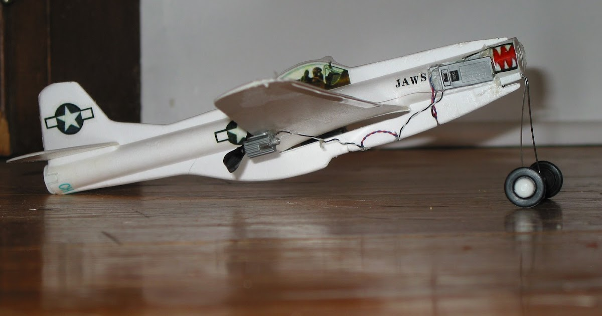 Quiet Flyer Homemade Micro Rc Airplane