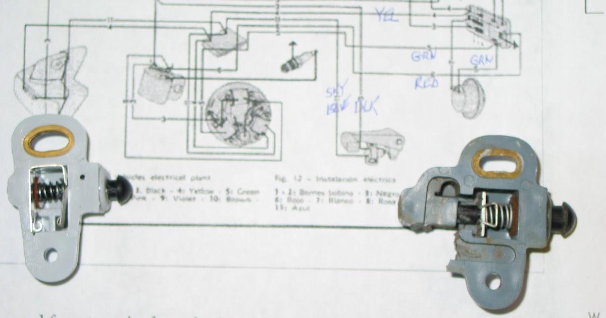 Vespa wiring diagram diagrams image free