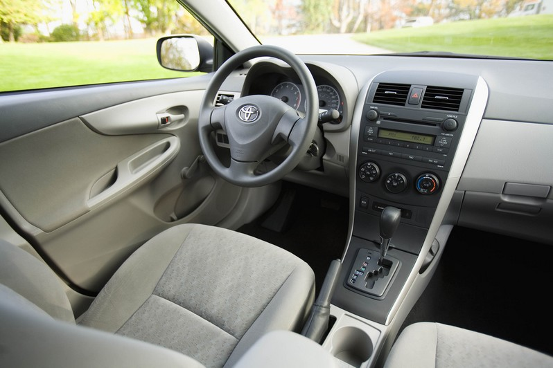 Toyota Corolla Gas Mileage >> World Best Cars Reviews: Toyota Corolla 2009
