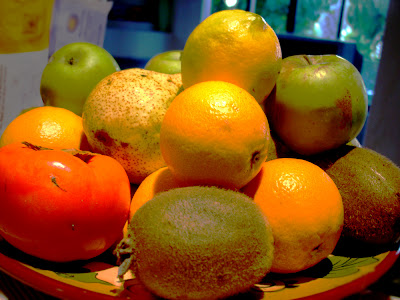 Copyright: Racheblue 2007 - Fresh fruit delivery from Organic World
