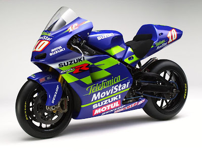 suzuki gsv r picture design and specification