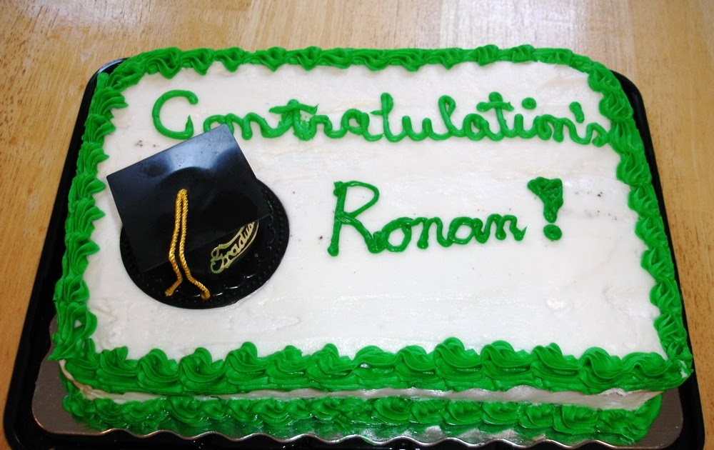 Happy Birthday Ronan Cake