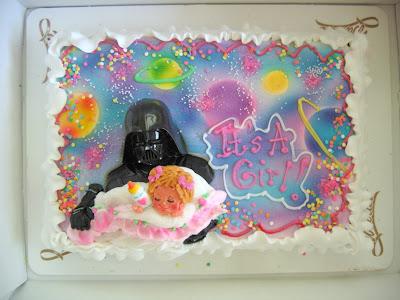 Fun Friday: Darth Vader Cakes (1/6)