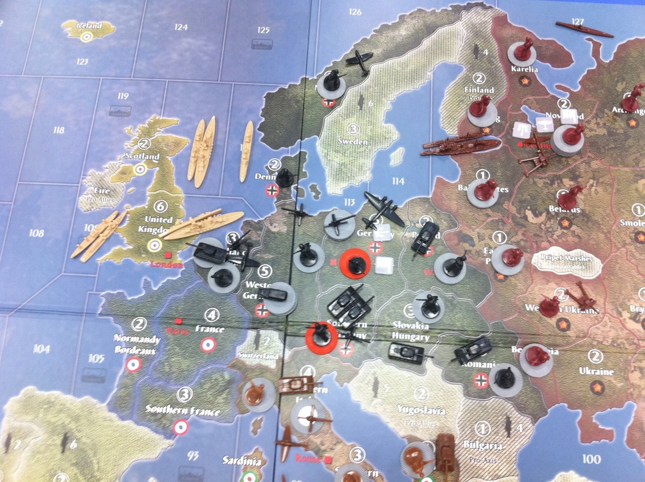 TheUndermind: Axis and Allies Europe 1940