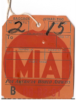A Vintage Labels and Typo