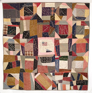 The Crazy Quilts