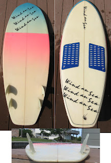 The Surfboards