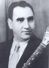 Carlos Ramos (1907-1969) cantante e chitarrista