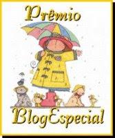 "Prémio ""Blog Especial"""