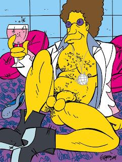Simpson Discoteca Gay