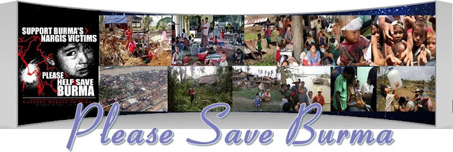 Help Burma Cyclone Victims